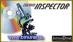 CD / DVD Inspector 2.1.3. 83 RUS